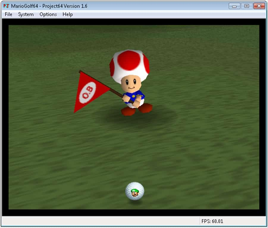Project64 - Nintendo 64 Emulator - Pic 03