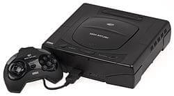 The Sega Saturn