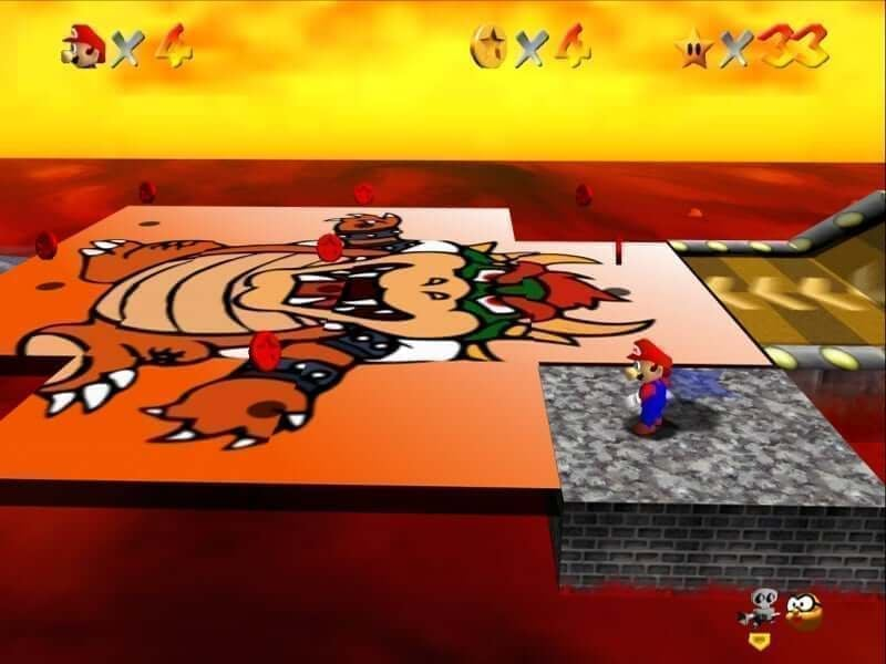 Screenshot - Bowser Redesigned Texture