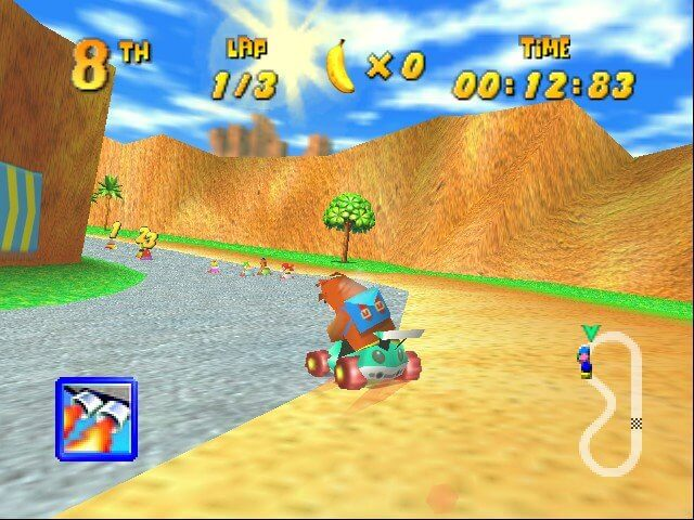 Diddy Kong Racing-5
