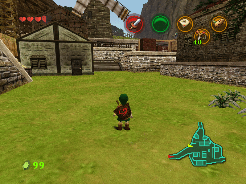 Ocarina Of Time Master Quest Rom