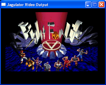 Jagulator - Atari Jaguar Emulator - Pic 05