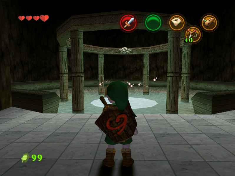 djipis ocarina of time 3ds texture pack 2016 - Screenshot 03