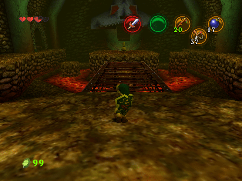 djipis ocarina of time 3ds texture pack 2016 - Screenshot 08