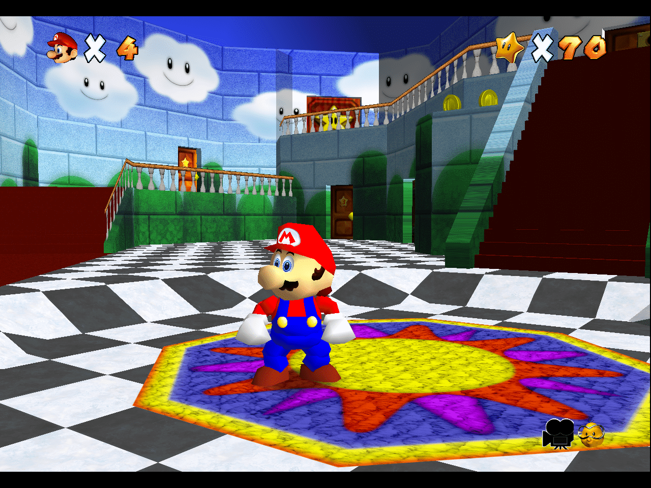 muthor(razius) Super Mario 64 texture pack 03