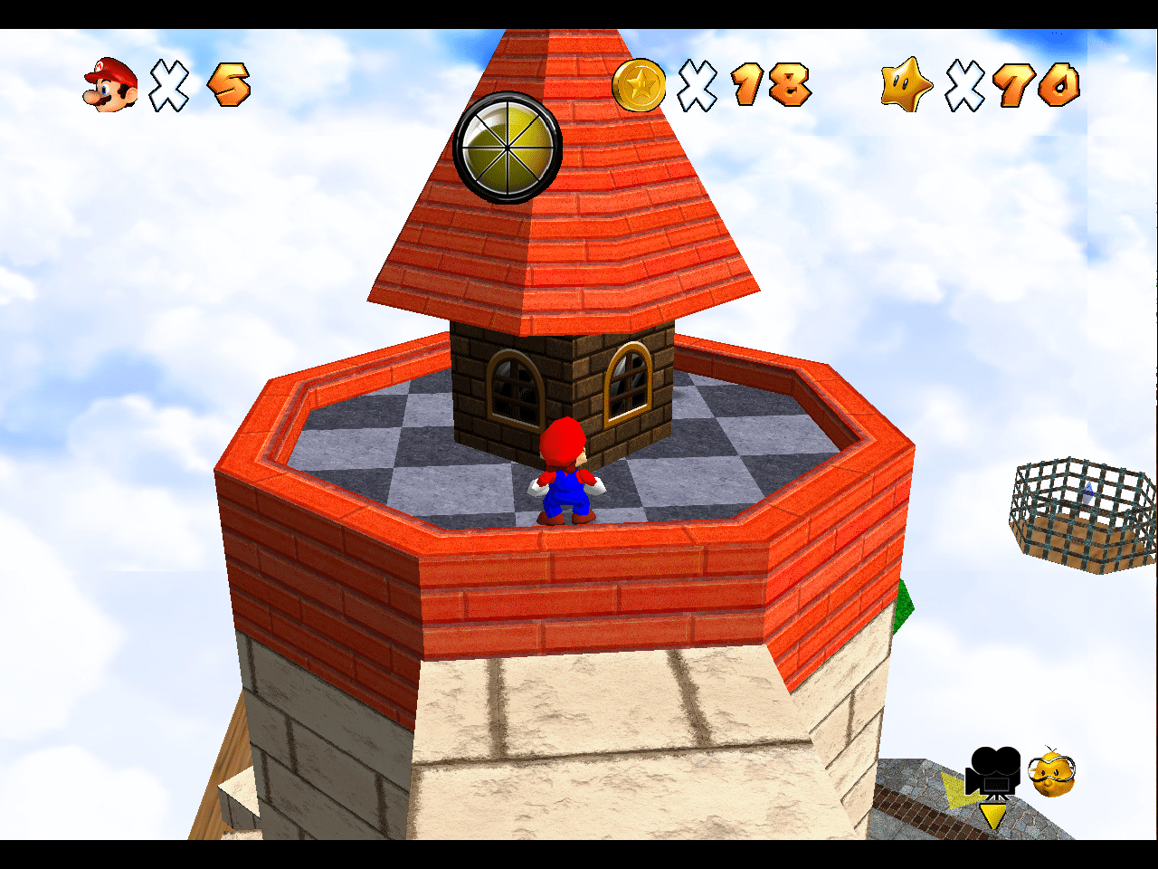 muthor(razius) Super Mario 64 texture pack 04