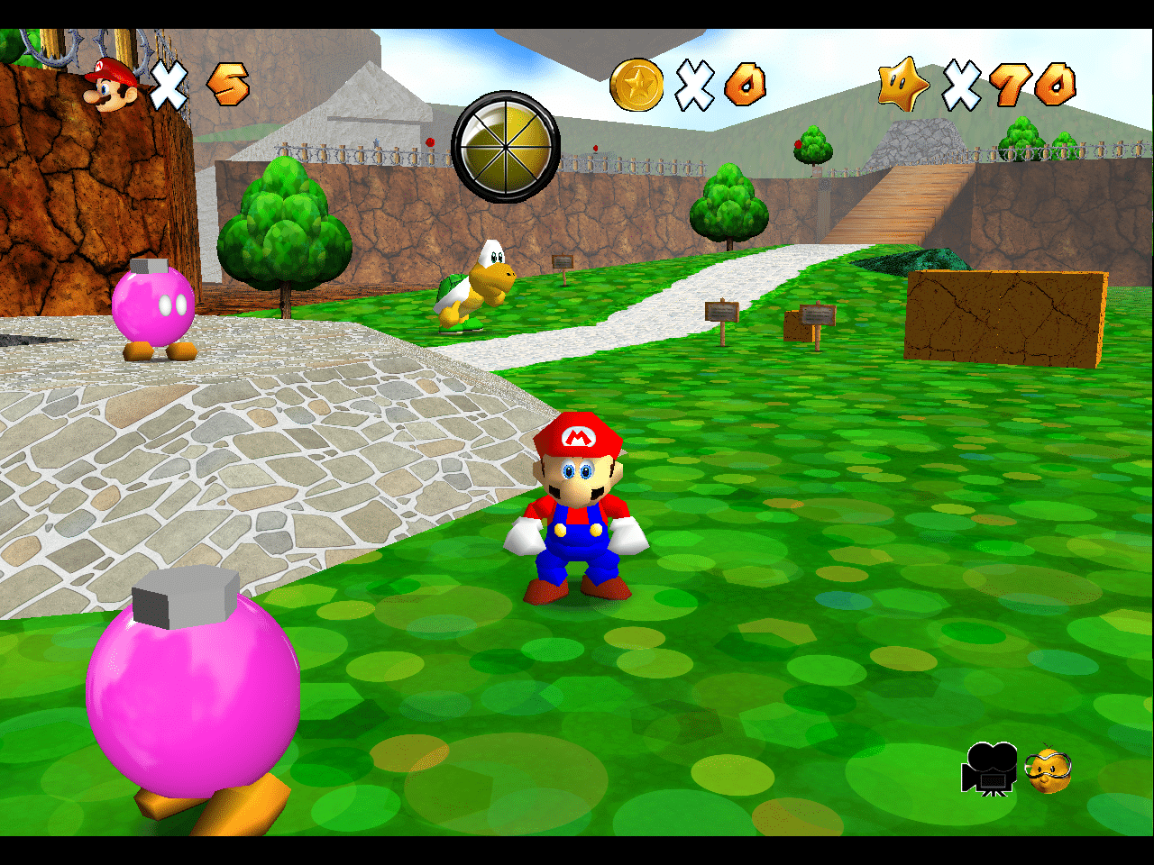 muthor(razius) Super Mario 64 texture pack 05