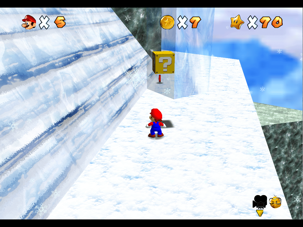 muthor(razius) Super Mario 64 texture pack 06