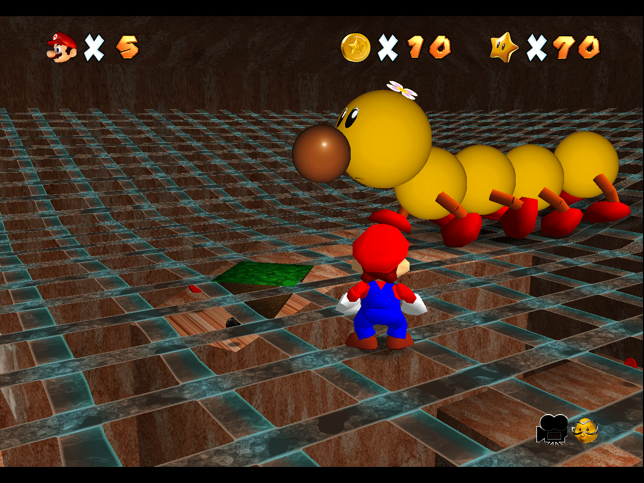 muthor(razius) Super Mario 64 texture pack 07